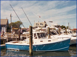 Fish Cape Cod and the Islands with Bluefin Charters!